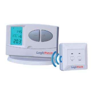 Termostat de ambient Wireless (fara fir) C7 RF, LOGICTHERM