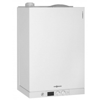 Centrala Termica VIESSMANN VITODENS 111-W 35 KW + KIT EVACUARE (boiler 46 L inox, fara senzor exterior)
