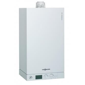 Centrala Termica VIESSMANN VITODENS 100 COMBI 26 KW + KIT EVACUARE (fara senzor exterior)